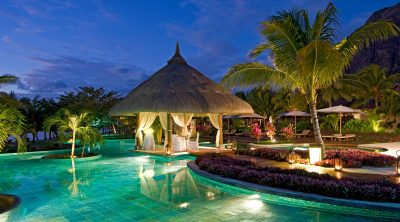 LUX* Le Morne Oasis Pool