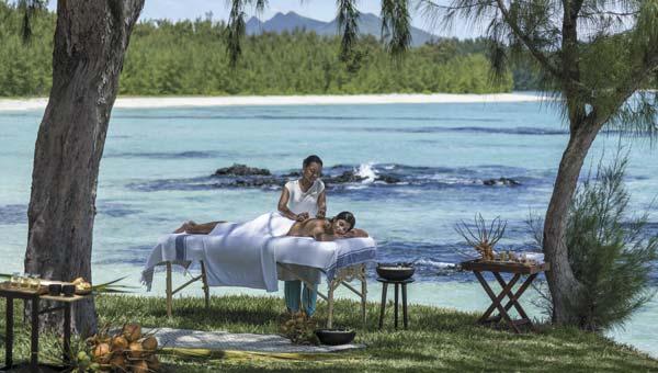 Massage at Shangri-la Le Touessrok